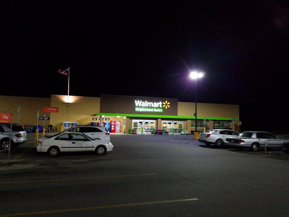 Walmart Neighborhood Market: 3720 E Sunshine St, Springfield, MO