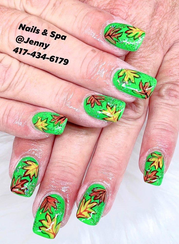 Nails And Spa: 127 E Austin Blvd, Nevada, MO