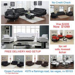 Photo Of Ocean Furniture   Las Vegas, NV, United States. PROMOTION 3PC SET