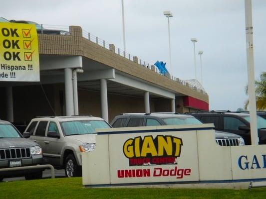 Photo Of Union Dodge Garden Grove Ca United States