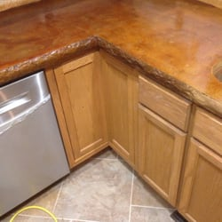 Photo Of Superior Home Solutions   Omaha, NE, United States. Concrete  Countertops