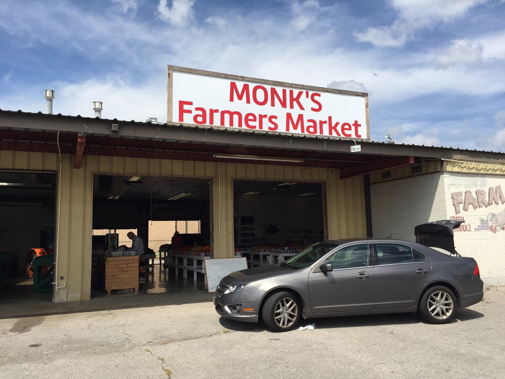 Madison County Farmers Market: 1022 Cook Ave NW, Huntsville, AL