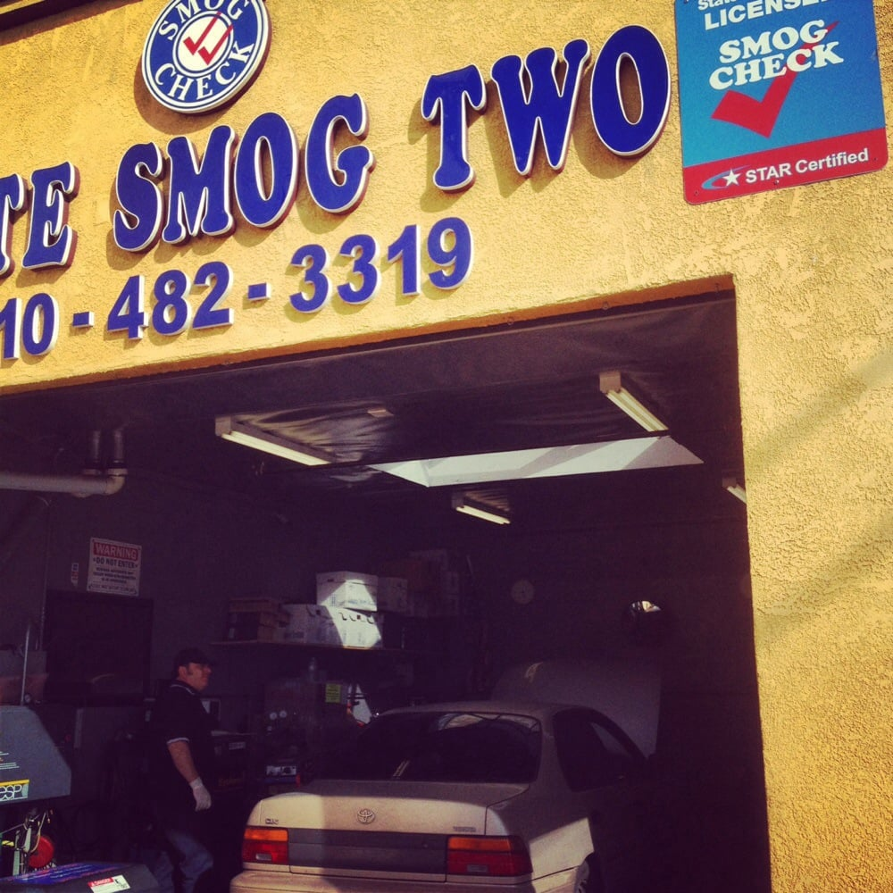 State smog two 17 reviews smog check stations 12630 state smog two 17 reviews smog check stations 12630 washington pl culver city los angeles ca phone number yelp xflitez Gallery