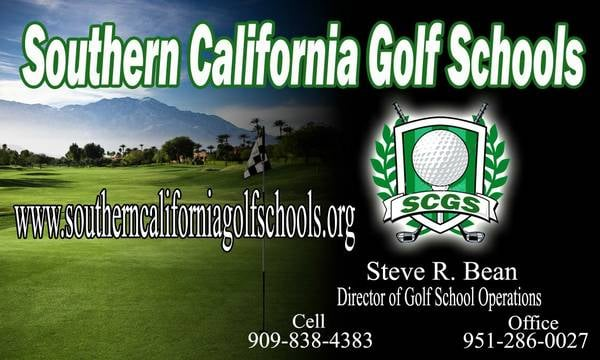 Southern California Golf Schools 10 Photos Golf Lessons 6161