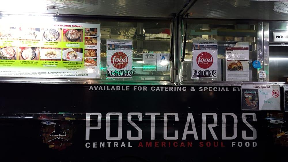 North Hollywood Food Trucks