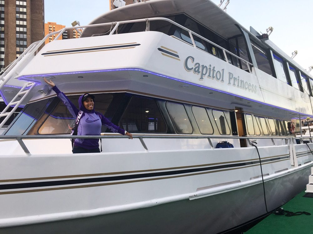 Capitol Princess Fishing Trips and Luxury Charters