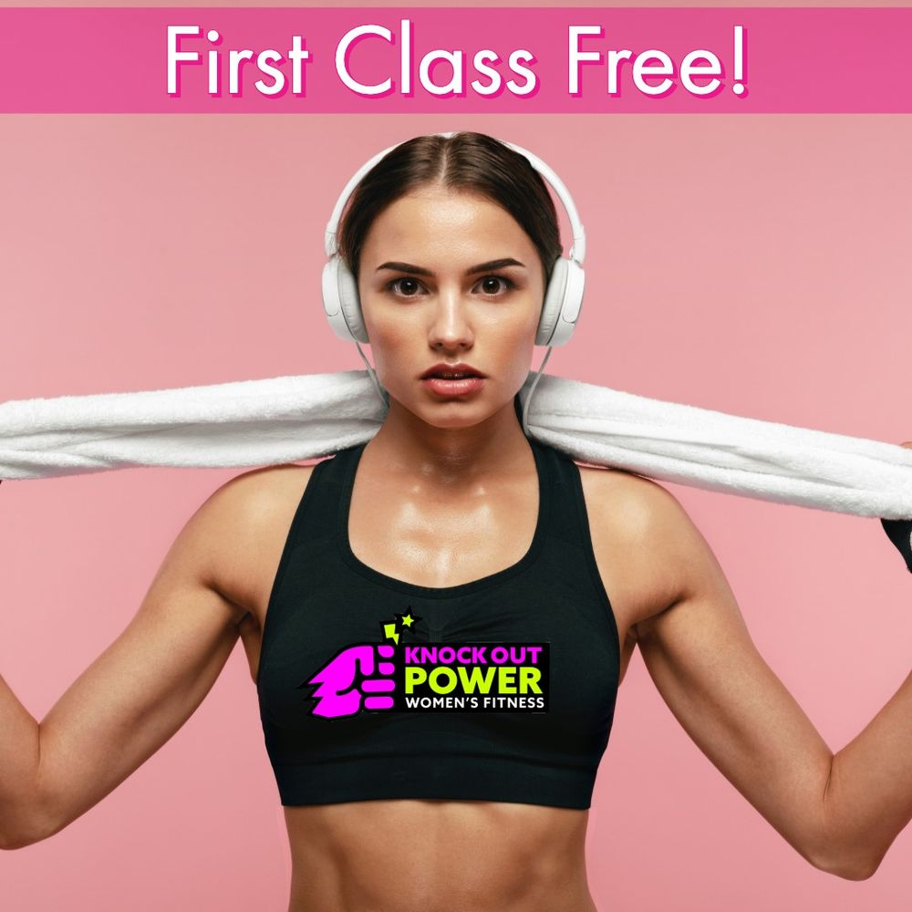 Knock Out Power Women's Fitness