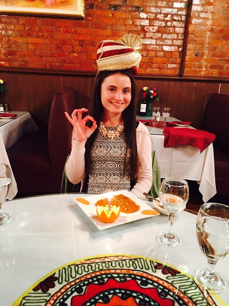Natraj Indian Cuisine: 219 E Davis St, Culpeper, VA