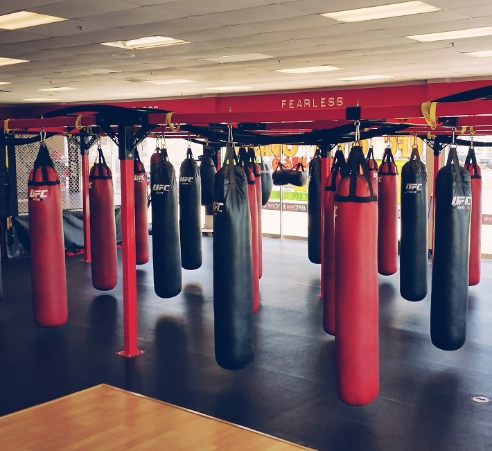 UFC GYM East Rutherford: 85 Route 17 S, East Rutherford, NJ