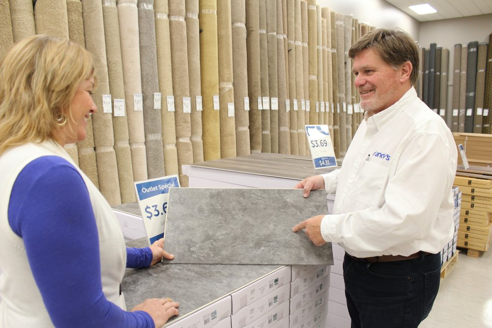 Randy's Flooring: 280 Blairs Ferry Rd NE, Cedar Rapids, IA