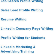 Photo Of LinkedIn Profile U0026 Resume Writing Services   Washington, DC,  United States.