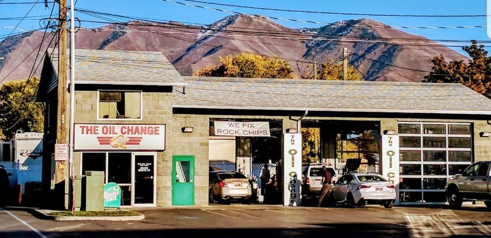 Oil Change: 552 N Main St, Spanish Fork, UT