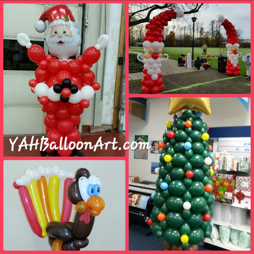 Young At Heart Balloon Art: Denver, CO
