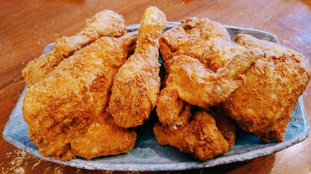 Greer's Chicken: 64 Matthews St, Bristol, CT