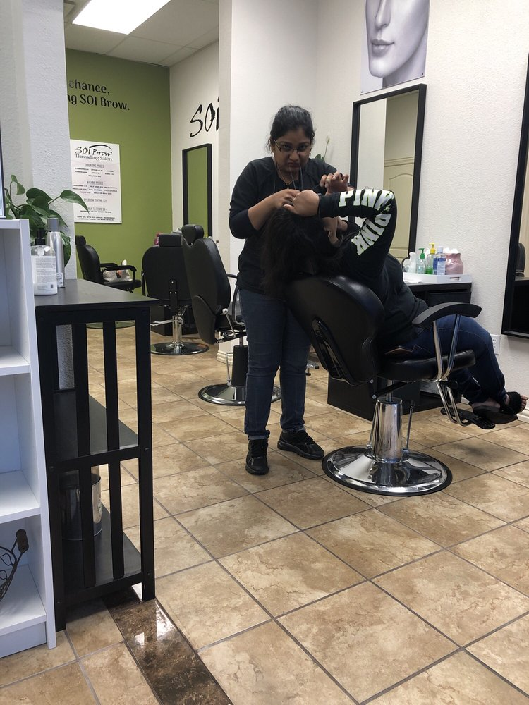 SOI Brow Threading Salon: 1344 N Town E Blvd, Mesquite, TX