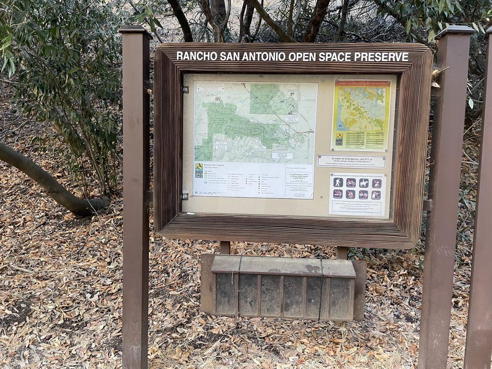 Black Mountain Trail: Cristo Rey Dr, Los Altos, CA