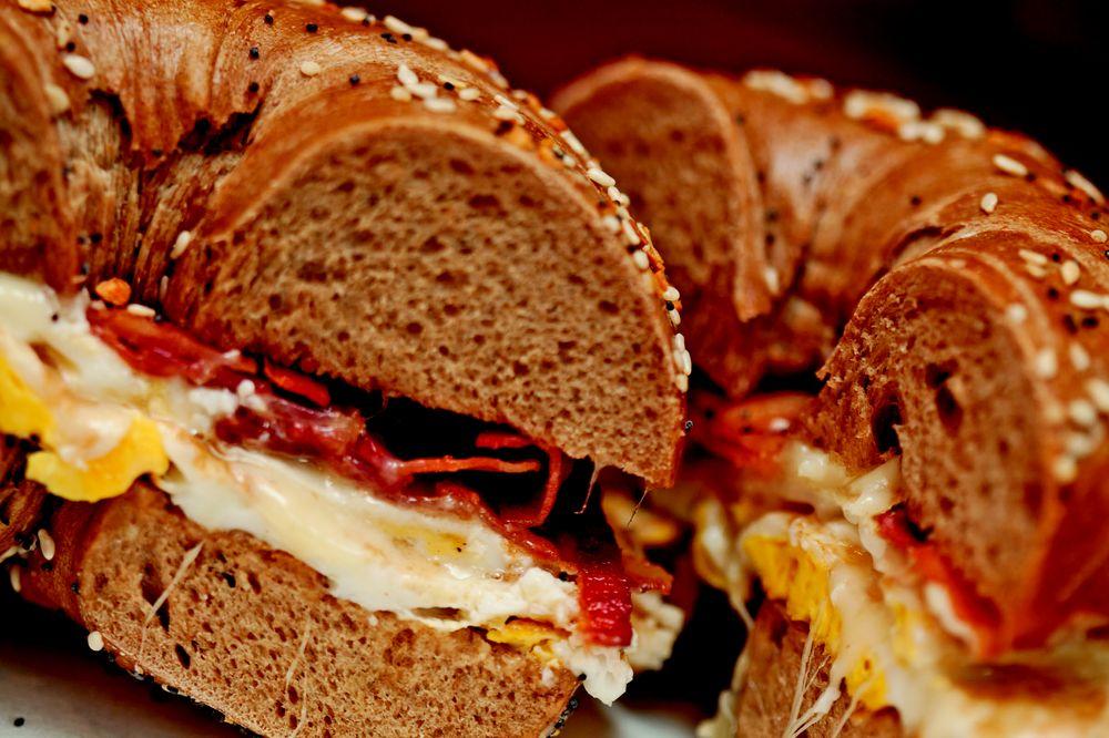Goldberg's Famous Bagels: 280 Katonah Ave, Katonah, NY