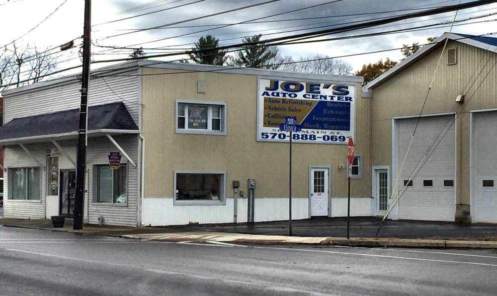 Joe's Automotive Center: 504 S Main St, Athens, PA