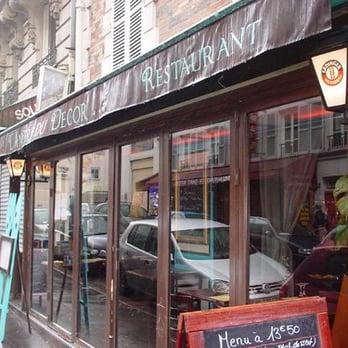 l anvers du decor 22 photos 34 avis restaurant fran 231 ais 32 bis rue orsel montmartre