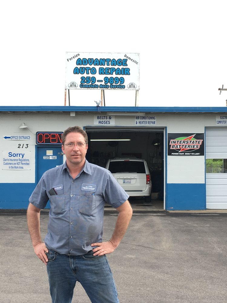 Advantage Auto Repair: 213 E Kenosha St, Broken Arrow, OK