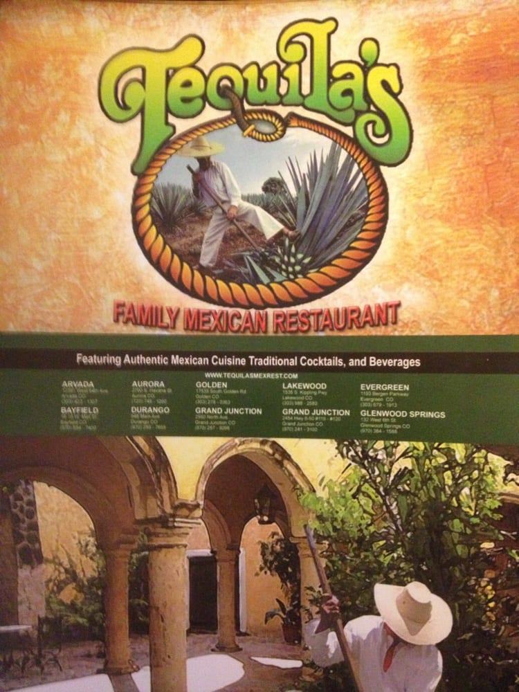 Tequila S Mexican Restaurant Grand Junction Co