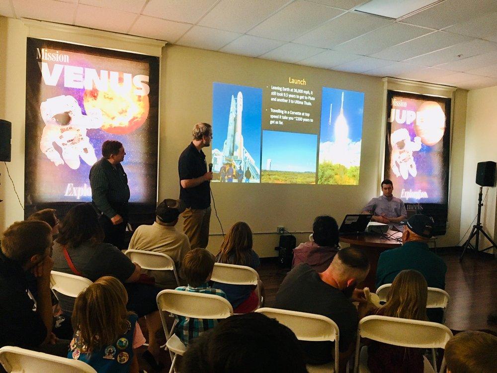 NASA Goldstone Visitor Center: 681 N 1st Ave, Barstow, CA