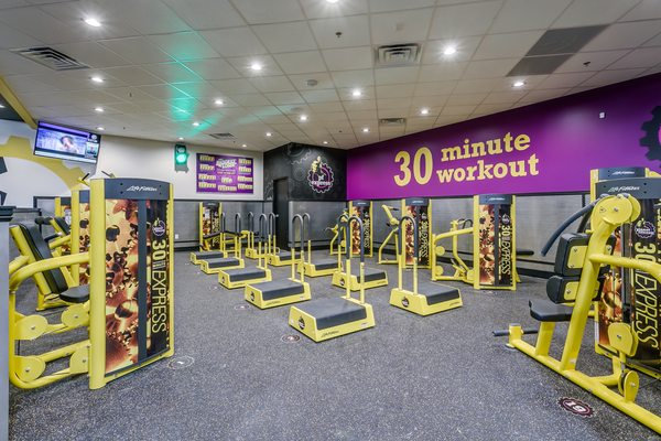 Planet fitness claremore ok