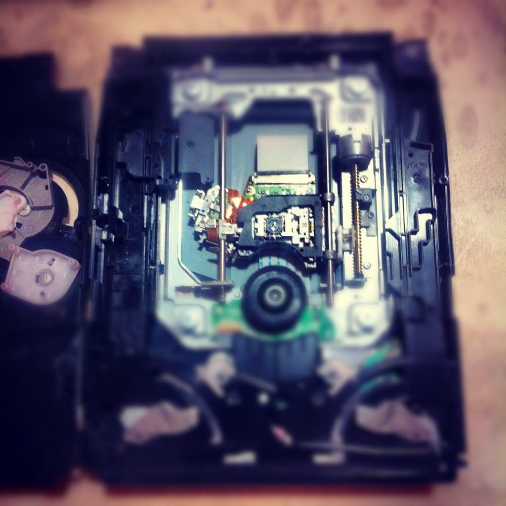 how to repair disk drive