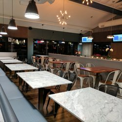 Photo Of Crust Kitchen San Go Ca United States The Dining Area