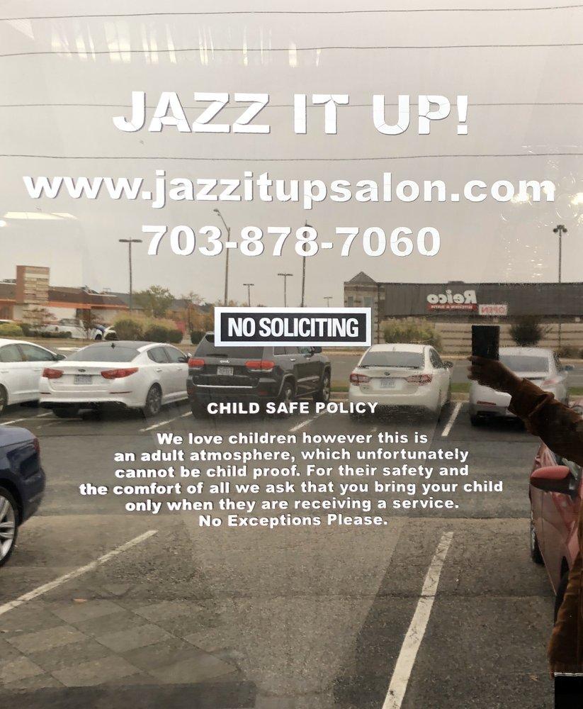 Jazz It Up Salon & Spa: 3120 Ps Business Ctr Dr, Woodbridge, VA