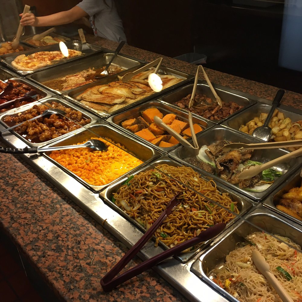 New china buffet 15 photos 49 reviews chinese 3246 for Fish buffet near me