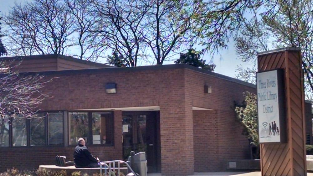 Three Rivers Public Library: 25207 W Channon Dr, Channahon, IL