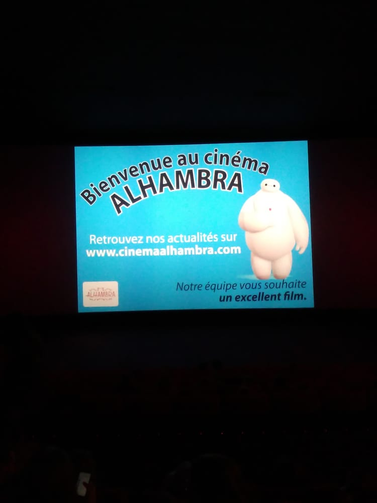 l alhambra cinema 2 rue praire saint tienne loire fran a n mero de telefone yelp. Black Bedroom Furniture Sets. Home Design Ideas