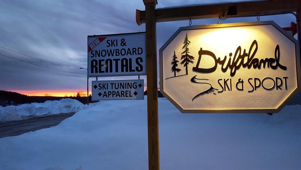 Driftland Ski & Sport: 556 William Ave, Davis, WV