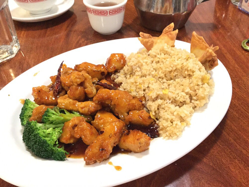 New Peach Garden Chinese Restaurant Cucina Cinese 1111 Washington Ave Golden Co Stati