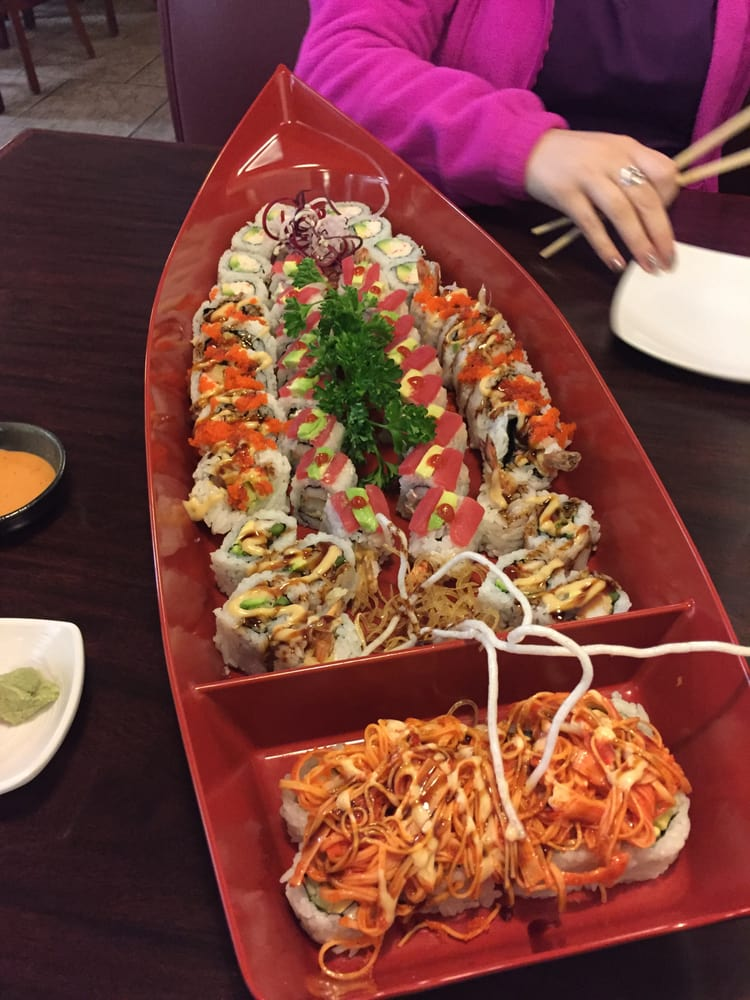 The best yelp for Asian cuisine tulsa ok