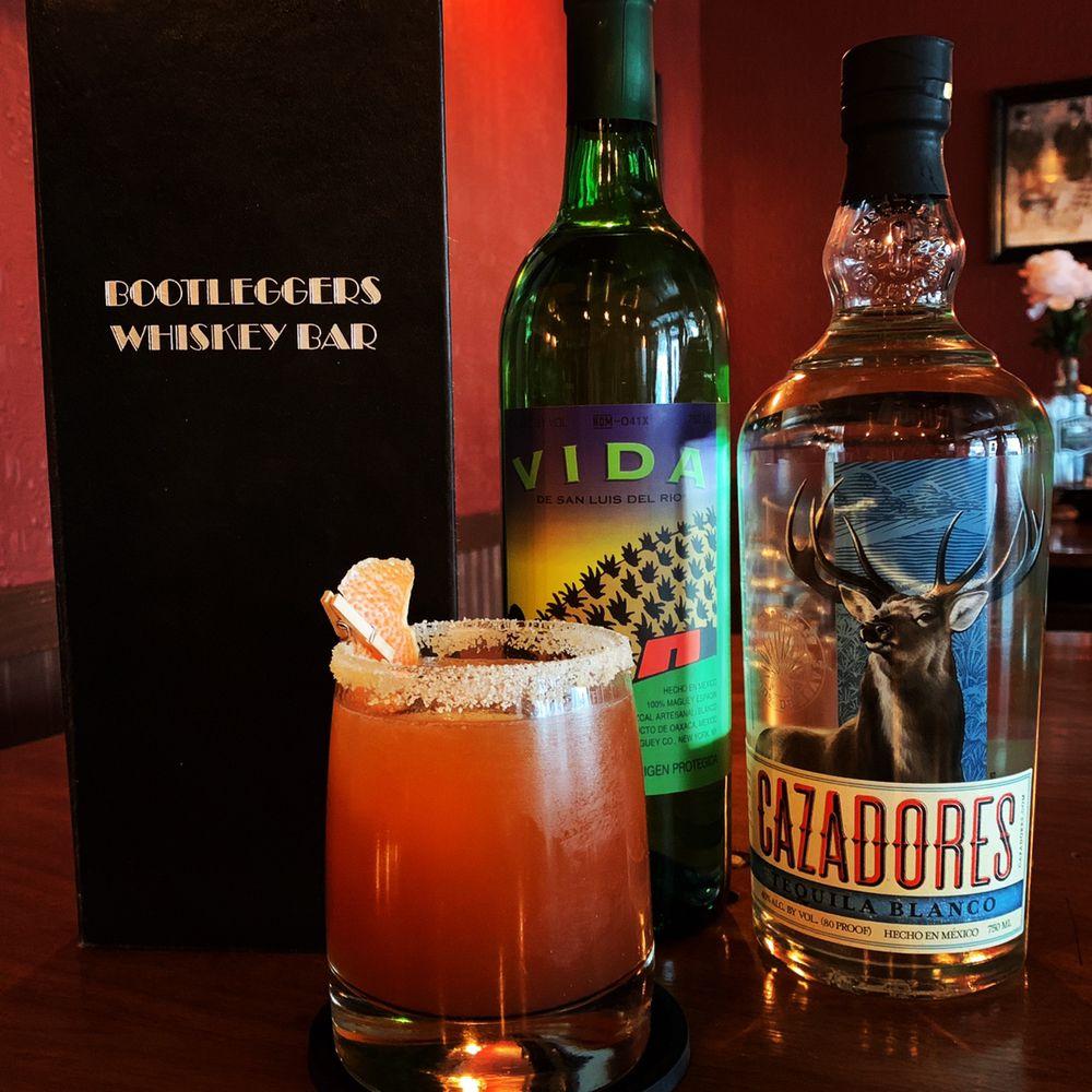 Bootleggers Whiskey Bar: 12424 SW Broadway, Beaverton, OR