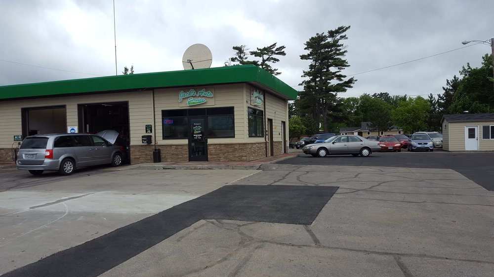 Jack's Auto Service Center: 403 NW 3rd Ave, Grand Rapids, MN