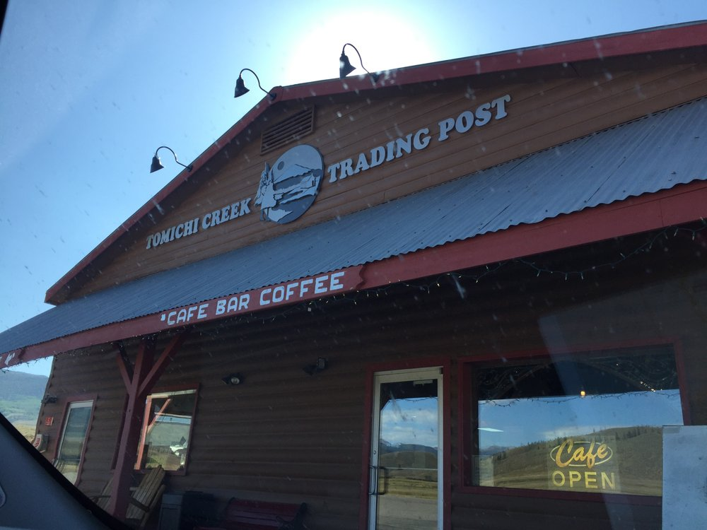 Tomichi Creek Trading Post: 71420 US 50, Sargents, CO