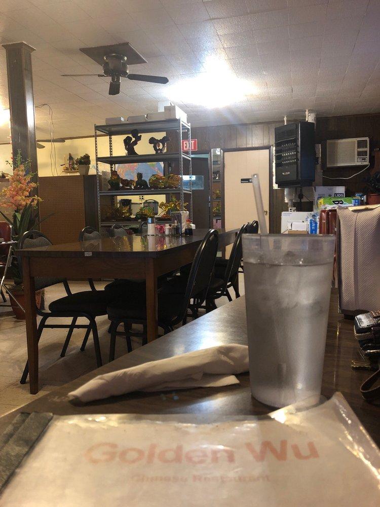 Golden Wu Chinese Restaurant: 711 W Caddo St, Cleveland, OK