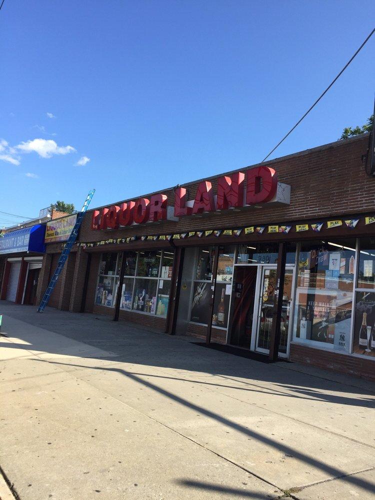 Liquor Land: 930 E 233rd St, Bronx, NY