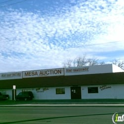 Mesa AuctionLast Updated June 12 2017Auction Houses157 E