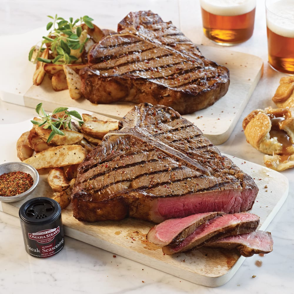 Omaha Steaks Address