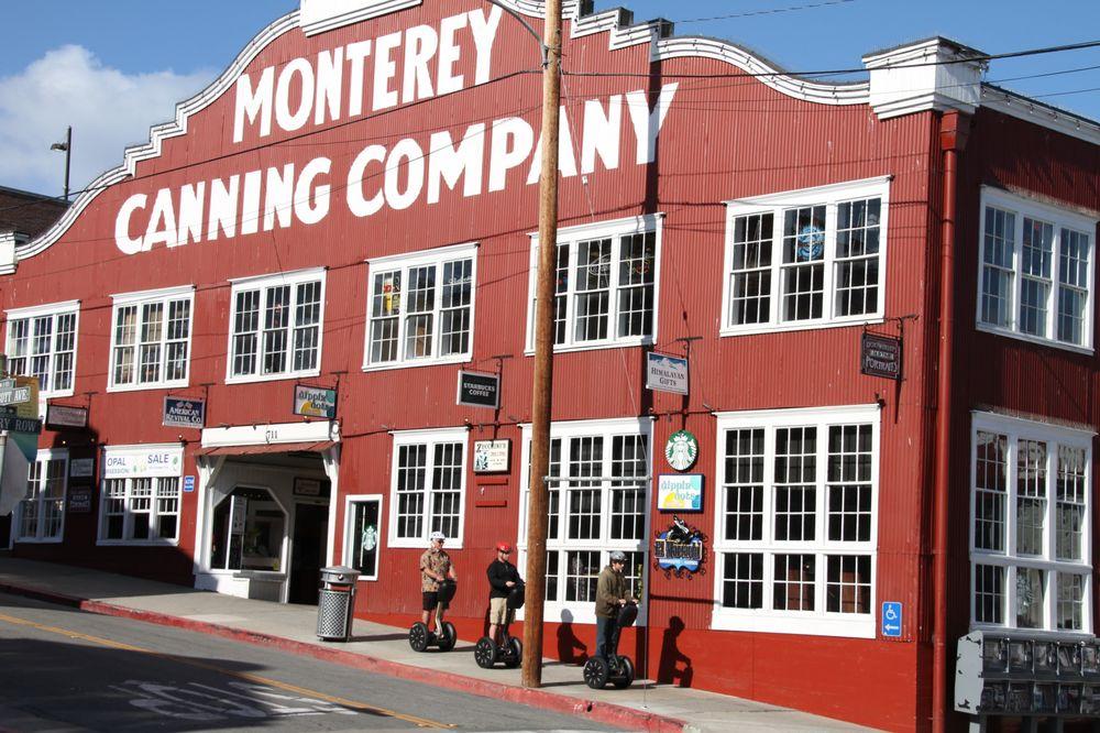 Segway Tours Monterey