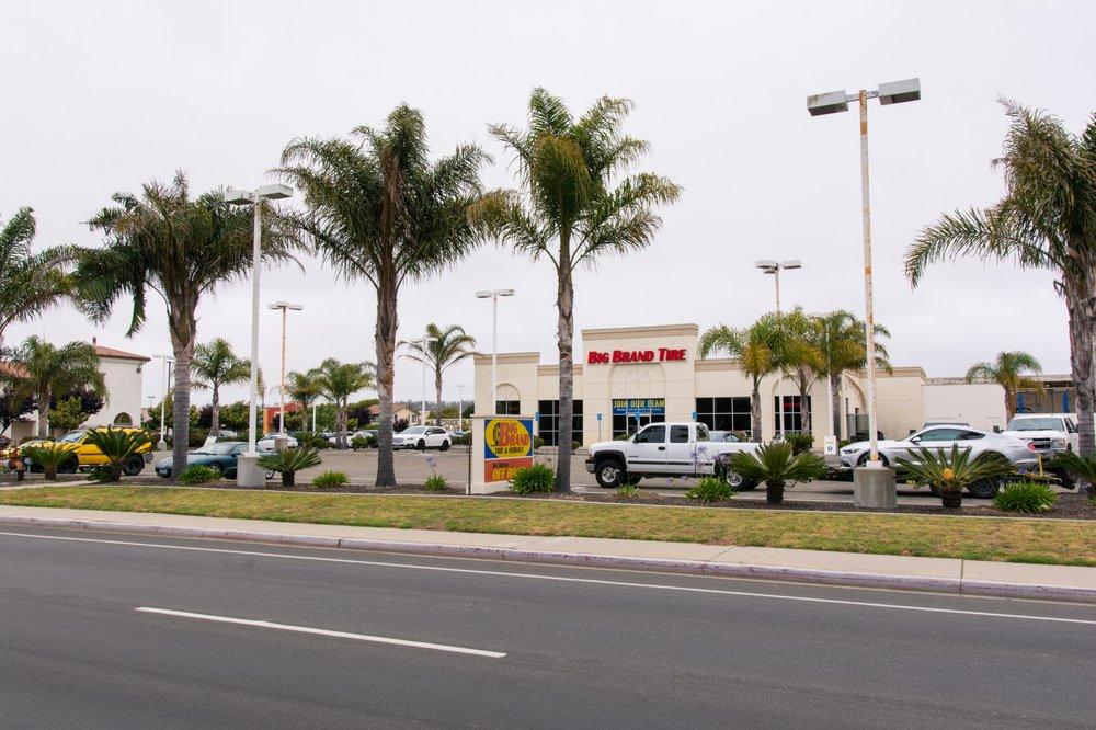 Big Brand Tire & Service - Lompoc: 415 W Central Ave, Lompoc, CA