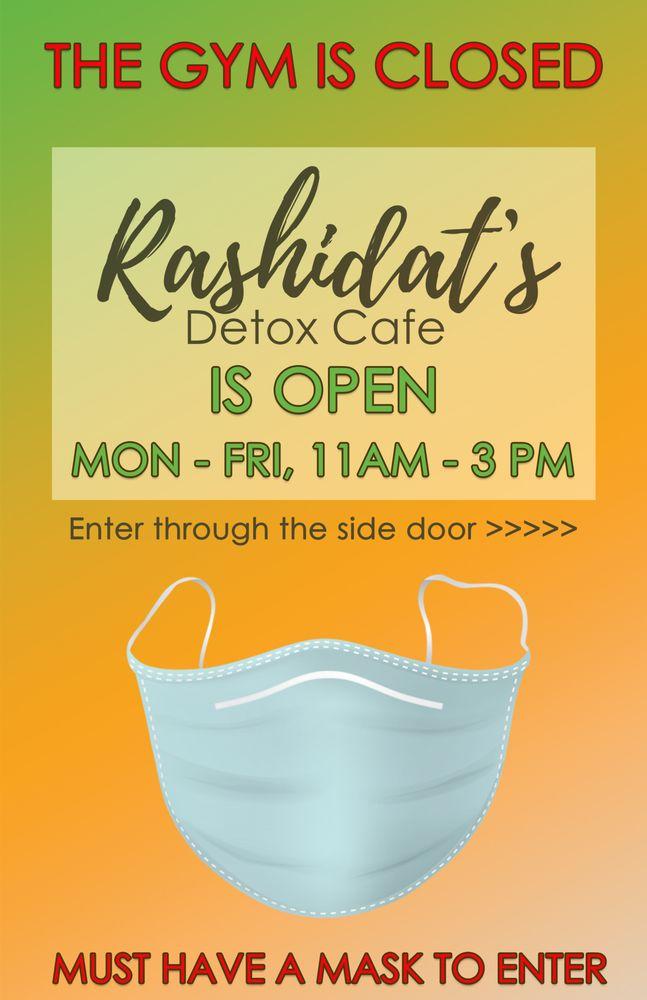 Rashidat's Detox Cafe