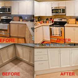 Superieur Photo Of Custom Cabinet Painting   Seattle, WA, United States. Jesse  Smoothed The