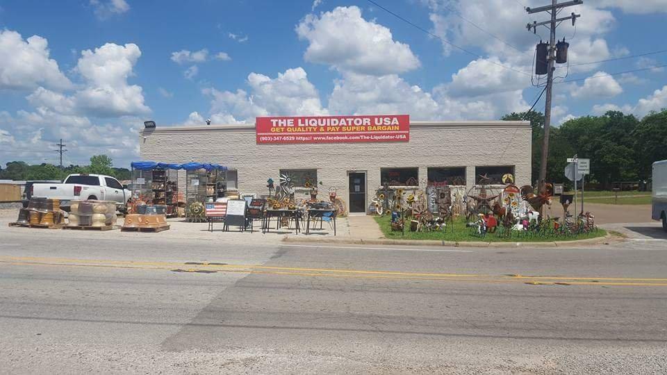 The Liquidator USA: 101 S Walnut St, Winnsboro, TX