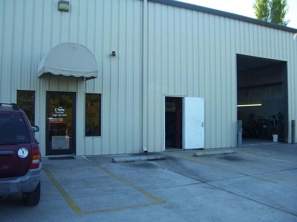 2 Techs Garage
