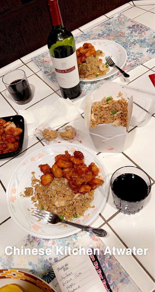 Chinese Kitchen: 1851 Bellevue Rd, Atwater, CA